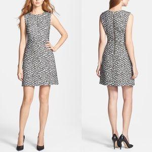 NWT Diane Von Furstenberg Yvette Long Tweed Dress